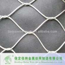 X-образная гибкая сетка из нержавеющей стали