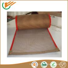 Polyester-Förderband-Gürtel-Förderband-Teflon-Mesh-Förderband