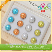 christmas ornaments decorations home and garden new products 2016 metal pearl brad