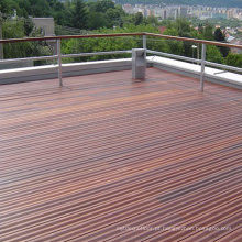 Factory Supply Distressed Outdoor Patio Solid IPE Wood Decking Floor