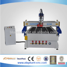Economic china atc cnc router for wood working aluminum metal process