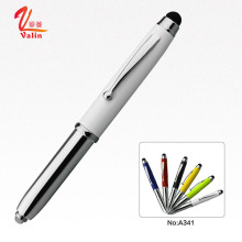 Best Writing Pen LED Light Metal Ball Pen on Sell