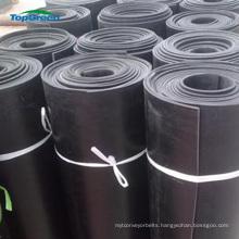 good quality 10mm black sbr rubber sheet
