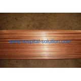 Copper Seamless Round Copper Tubes For Hospital Medical Gas Pipeline System