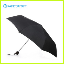 Parapluie pliant automatique Black Travel Premium