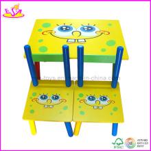 Bureau et chaise d'enfants (WO8G080)