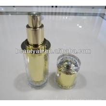 30ml 50ml garrafa de loção cosméticos acrílico