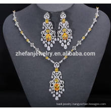 ZheFan wholesale indian bridal jewelry sets with cubic zirconia