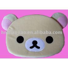 Child cartoon memory foam pillow