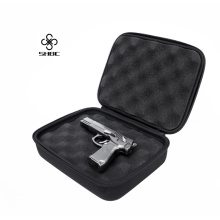 SHBC packaging EVA molded hard carry hand gun case