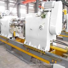 Máquina de corrugação para fabricação de barris de aço