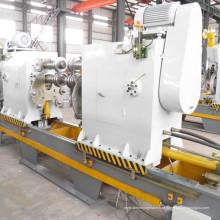 Máquina de ondulação para a fabricação de barril de aço