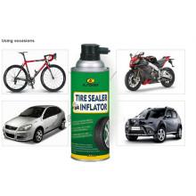 Autokem Sellador e Inflador de Neumáticos, Spray de Reparación de Neumáticos