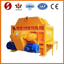 Manufacturer Supply Directly KTSB 1250 Twin Shaft Concrete Mixer 2016 new design