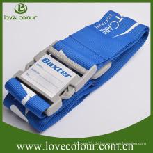 Hersteller verkaufen Nylon Gepäck Gürtel für Promotion Geschenk