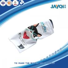 Printed Logo Microfiber Pouch Cell Phone Bags
