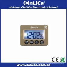 Relógio digital, relógio de mesa, despertador digital com LED CT-733 venda por atacado