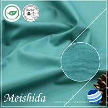 75% polyester 25% coton mélangé usine de tissus wholiesales