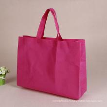 Bon marché professionnel adapté aux besoins du client de sacs à main de magasinage de logo bon marché