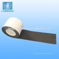 material de cinta de seguridad reflectante negro