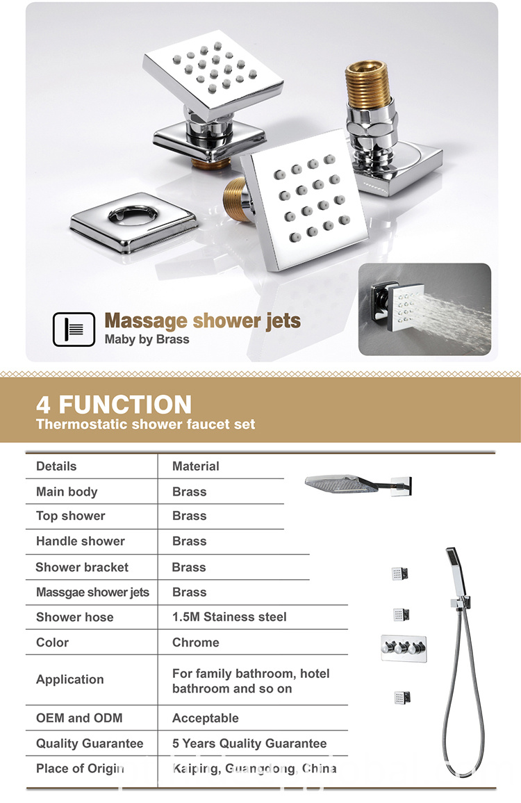 Shower And Mixer