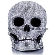 Luxury Artware/Stainless Steel Big Skull Head