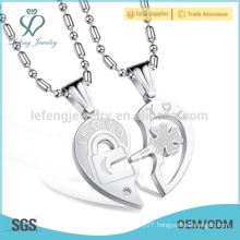 Free sample Lover pendant jewelry,double heart pendants,forever love pendants design
