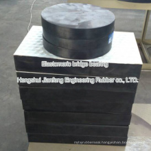European Standard Designed Reinfored Rubber Bearing Pad to Italy