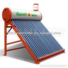 Calentador solar compacto de no presión para piscina