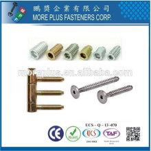 Taiwan supplier Hardware tool Bed Room Furniture Screw