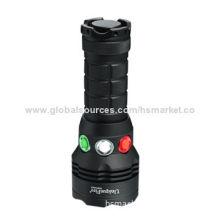 UniqueFire railway white/red/green Cree LED signal flashlight for emergency, warning lamp & huntingNew