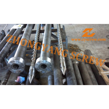 Injection Molding Screw Barrel PP Injection Screw Barrel