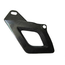 OEM carbon rear hugger part