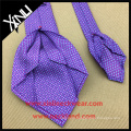 Mens 18MM Silk Twill Screen Printing Floral Wholesale Fashion Seven Folded Neckties