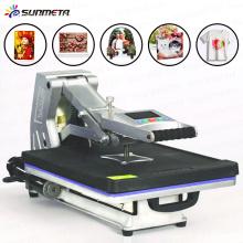 FREESUB melhor máquina de impressão de camiseta com Hidráulica