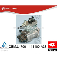 Original Yuchai engine YC6L fuel pump L4700-1111100-A38