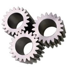 Kundenspezifisches geschmiedetes Zahnrad aus Kohlenstoffstahl / legiertem Stahl