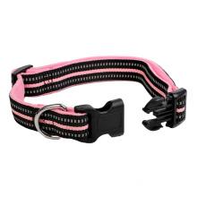 Adjustable Dog Vest Pet Collar Plastic Release Buckle
