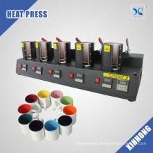 5en1 sublimation mug heat press machine magic mug heat transfer machine