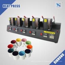 5en1 caneca de sublimação máquina de imprensa de calor máquina mágica máquina de transferência de calor