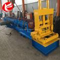 Galvanized steel C Purlin Roll Forming Machine
