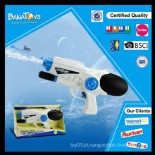 Hot temporada brinquedos espaço branco arma de água criança brinquedo fornecedor