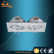 Square One/Tow/Three Head LED Lamp Ceiling Lighting
