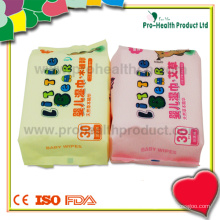 Baby Facial Cleaning Wipes