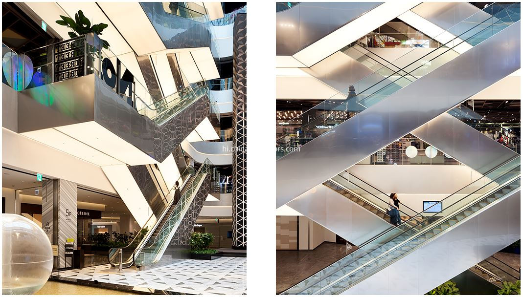 Hyundai Escalators