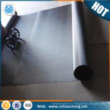 Équipement de désulfuration des gaz de combustion 2507 S32750 duplex en acier inoxydable treillis métallique / tissu filtrant