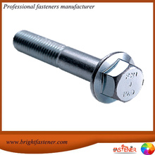 High Quality JIS B1189 Hex Flange Bolt