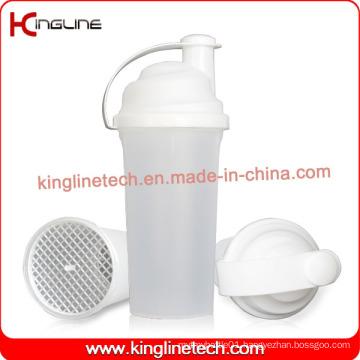 700ml new stainless steel protein shaker(KL-7013E)