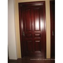 Puerta de madera (HDB-007)