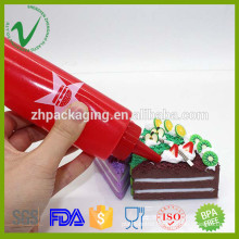 Food grade sauces packaging LDPE empty round 165ml dropper plastic bottles